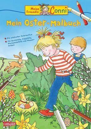 Conni Gelbe Reihe Mein Oster Malbuch