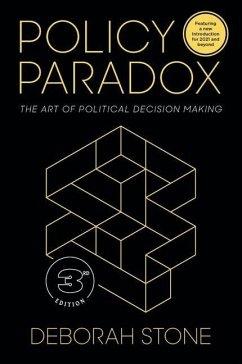 Policy Paradox - Stone, Deborah