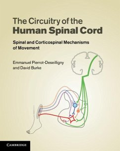 The Circuitry of the Human Spinal Cord - Pierrot-Deseilligny, Emmanuel; Burke, David