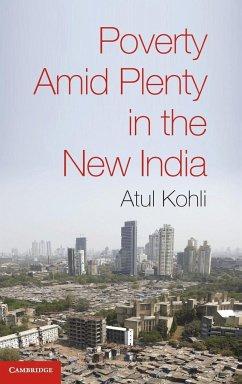 Poverty Amid Plenty in the New India - Kohli, Atul
