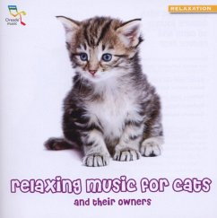 relaxing music for cats and their owners, 1 Audio-CD - Tshinar