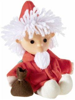 Plüschfigur Sandmann Puppe Klein 15 cm