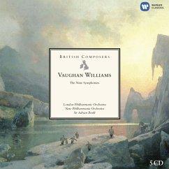 Sämtliche Sinfonien 1-9 (Ga) - Boult,Adrian/Lpo/New Philharmonia Orchestra