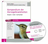 Kompendium der Ziervogelkrankheiten, m. DVD-ROM