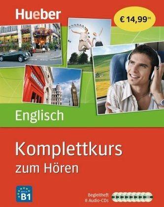 Komplettkurs Englisch zum Hören, 8 Audio-CDs - Hoffmann, Hans G.; Hoffmann, Marion