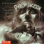 Die letzte Göttin / Percy Jackson Bd.5 (MP3-Download)