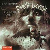 Die letzte Göttin / Percy Jackson Bd.5 (MP3-Download)