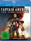 Captain America: The First Avenger (+ DVD, inkl. Digital Copy)