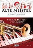 Alte Meister, für Trompete in B und Klavier/Orgel, m. Trompetenstimme