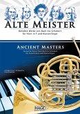 Alte Meister, für Horn in F und Klavier/Orgel