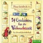 24 Geschichten für die Weihnachtszeit - Ein Adventskalenderhörbuch (MP3-Download)