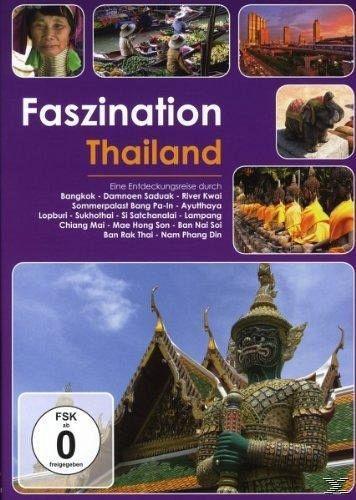 faszination thailand film auf dvd. Black Bedroom Furniture Sets. Home Design Ideas