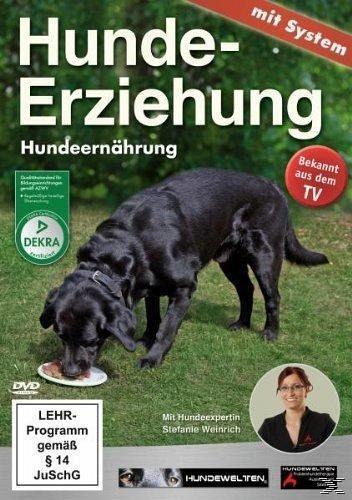 Hundeerziehung mit System: Hundeernährung - Weinrich,Stefanie