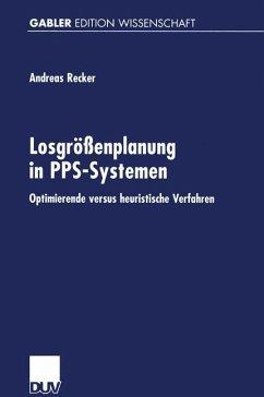 Losgrößenplanung in PPS-Systemen