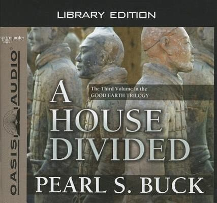 A House Divided (Library Edition) von Pearl S. Buck ...