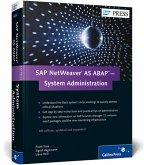 SAP Netweaver as Abap--System Administration