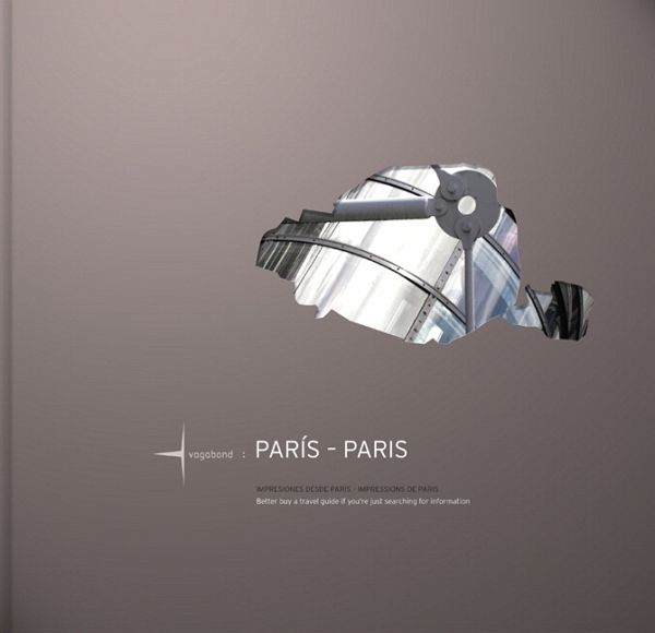 París - Paris, Spanisch-französische Ausgabe - Rücker, Bernd