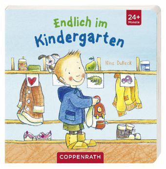 Endlich im Kindergarten von Nina Dulleck portofrei bei