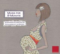 Musik für 9 Monate - Entspannende Klavierstücke...