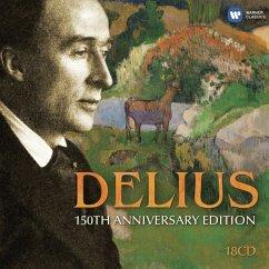 Delius:150th Anniversary Edition - Beecham/Barbirolli/Various