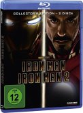 Iron Man / Iron Man 2 (Collector's Edition, 2 Discs)