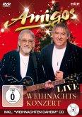 AMIGOS - Weihnachtskonzert - Live