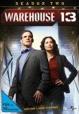Warehouse 13 - Season Two (3 Discs)