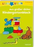 Lernstern: Mein großer dicker Kindergartenblock