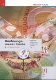 Rechnungswesen heute I/1 HLW/FW, m. CD-ROM