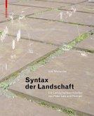 Syntax der Landschaft (eBook, PDF)