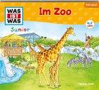 Im Zoo / Was ist was junior Bd.22 (1 Audio-CD)