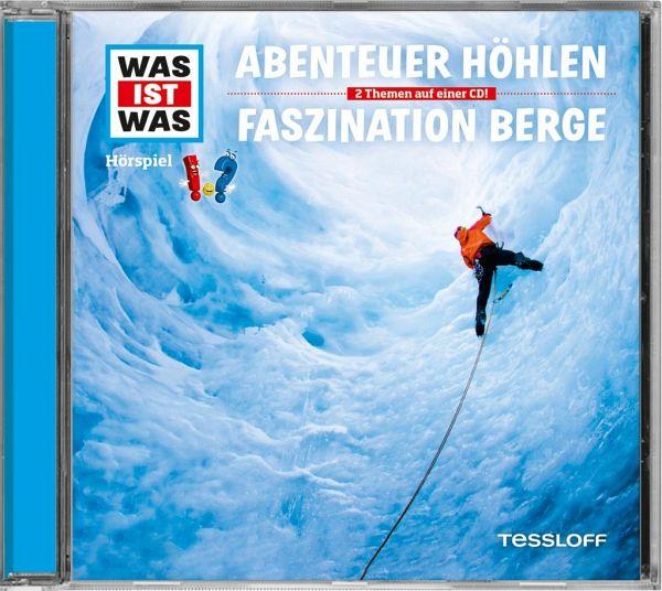 Abenteuer Höhlen / Faszination Berge, 1 Audio-CD - Baur, Manfred