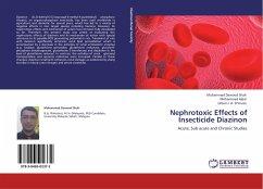 Nephrotoxic Effects of Insecticide Diazinon