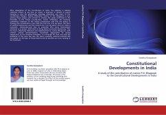 Constitutional Developments in India
