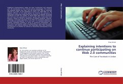 Explaining intentions to continue participating on Web 2.0 communities