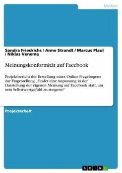 Meinungskonformität auf Facebook