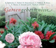 Gartengeheimnisse, 1 Audio-CD
