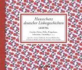 Hausschatz deutscher Liebesgeschichten, 4 Audio-CDs