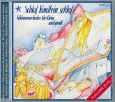 Schlaf, Kindlein, schlaf, 1 Audio-CD