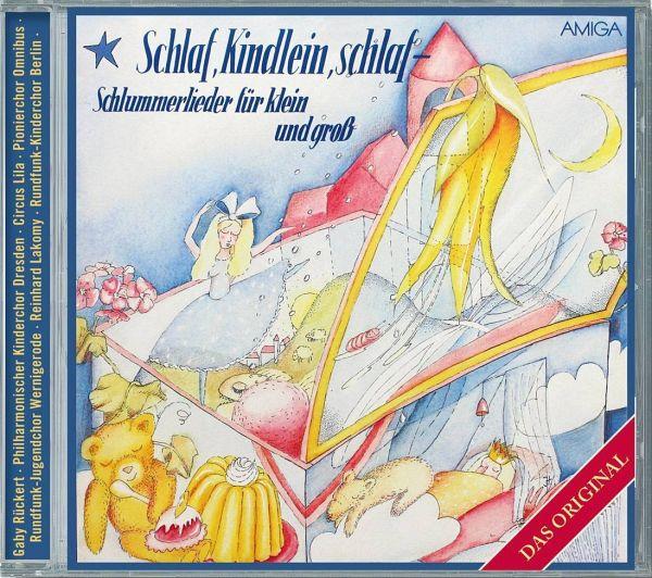 schlaf kindlein schlaf 1 audio cd h rb cher portofrei bei b. Black Bedroom Furniture Sets. Home Design Ideas