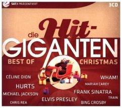 Die Hit Giganten - Best Of Christmas (3 CDs) - Diverse