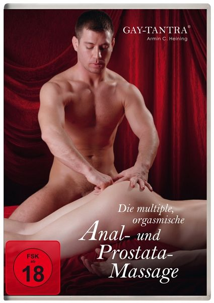 Prostata massage technik