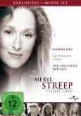 Meryl Streep Collection: Mamma Mia!/Am Wilden Fluss/Der Tod steht ihr gut DVD-Box