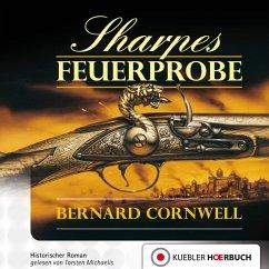 Sharpes Feuerprobe / Richard Sharpe Bd.1 (MP3-D...