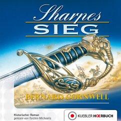 Sharpes Sieg / Richard Sharpe Bd.2 (MP3-Download) - Cornwell, Bernard