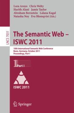 The Semantic Web -- ISWC 2011