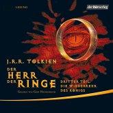Der Herr der Ringe. Dritter Teil: Die Wiederkehr des Königs (MP3-Download)