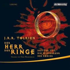 Der Herr der Ringe. Dritter Teil: Die Wiederkehr des Königs (MP3-Download) - Tolkien, J.R.R.
