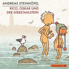 Rico, Oskar und der Diebstahlstein / Rico & Oskar Bd.3 (MP3-Download) - Steinhöfel, Andreas