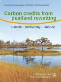 Carbon credits from peatland rewetting, Climate - biodiversity - land use
